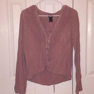 Women's long sleeve shirt from rue21
